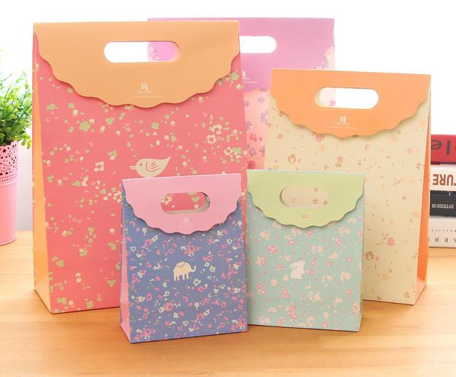Hướng dẫn Thiết kế túi giấy đơn giản