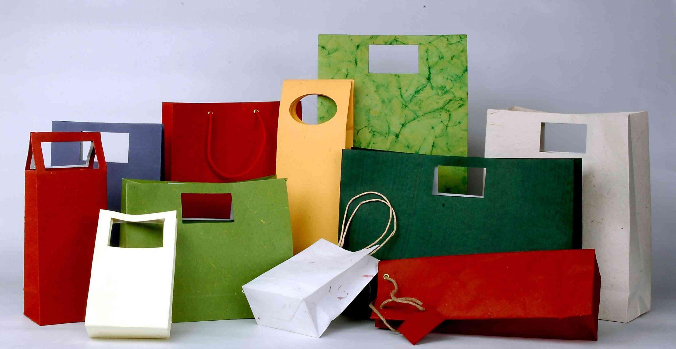 Cách in túi giấy phổ biến nhất hiện nay