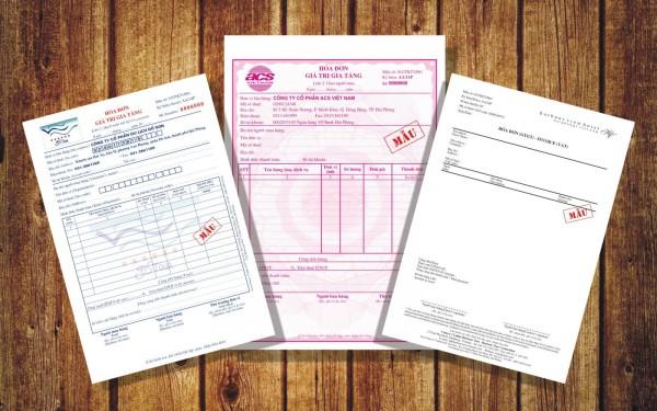 In hóa đơn bán lẻ nhanh gọn, uy tín MVT print